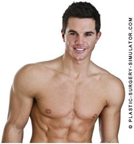筋肉増大シュミレーター