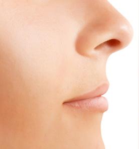 Simulatore aumento labbra