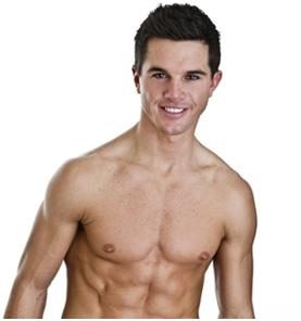 Simulador de aumento muscular